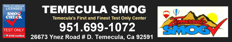 Temecula Smog Test